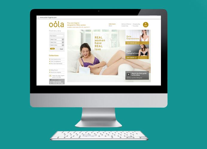Oola website