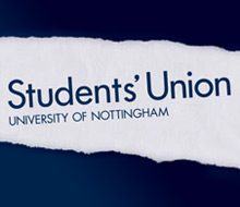 Branding: Nottingham University Students' Union